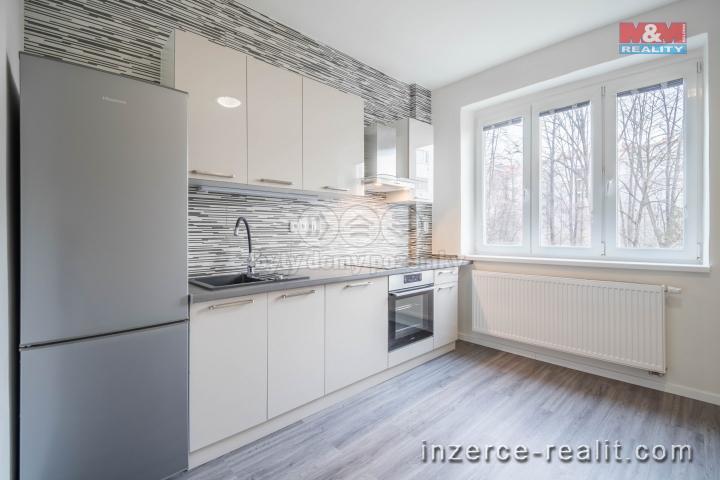 Prodej, byt 2+kk, 46m2, Praha 3, ul. Viklefova