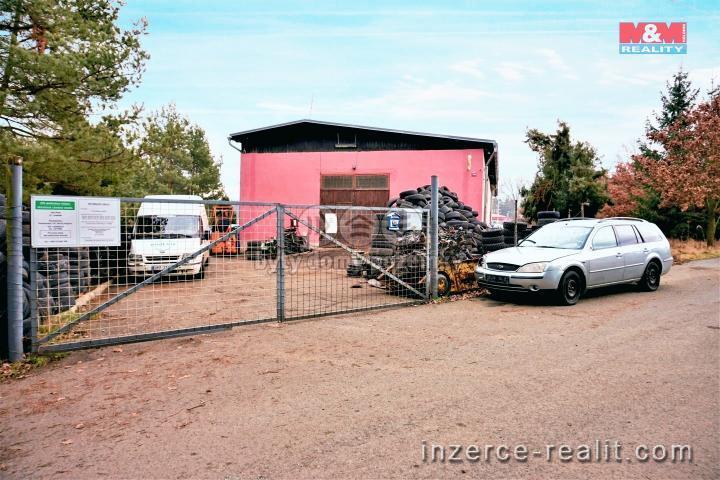 Prodej, výrobní objekt, 2510 m², Holýšov, ul. Kasárenská
