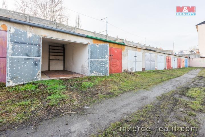 Prodej, garáž, 18 m², Plzeň, ul. Lobezská