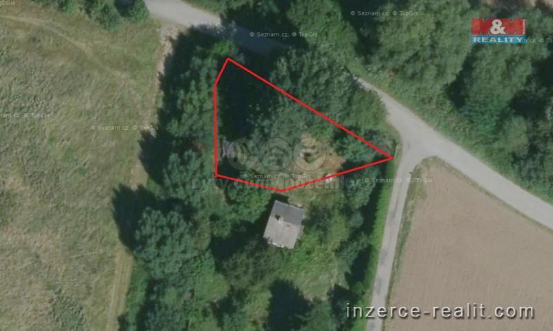 Prodej, zahrada, 560 m², Plzeň