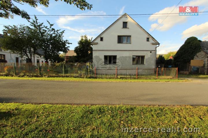 Prodej, RD, 100 m2, Pozemek 2548 m2, Částkov, Maršovy Chody
