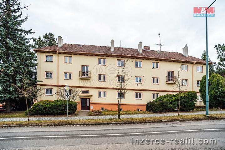 Prodej, byt 2+1, Jihlava, ul. Hamerníkova