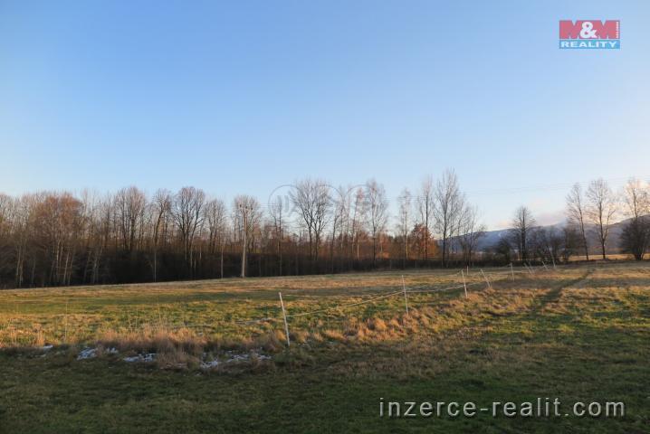 Prodej, pozemek k bydlení,1570 m2, Liberec, Machnín