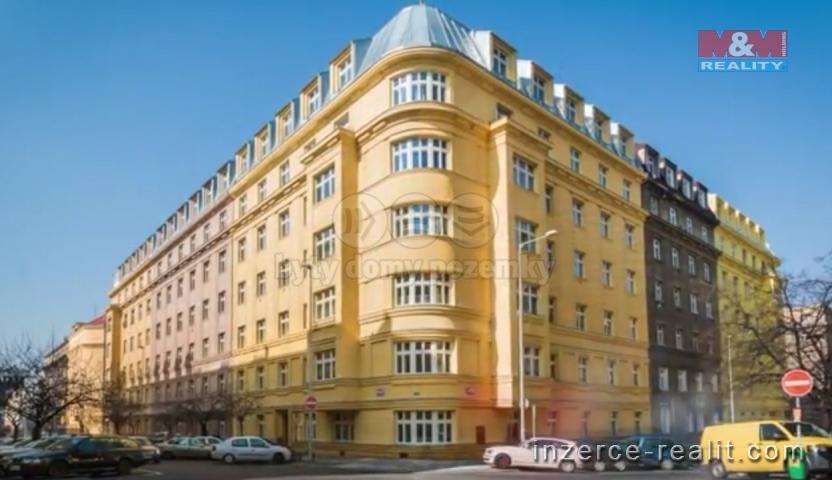 Pronájem, byt 4+kk, 135 m², Praha, ul. Přemyslovská
