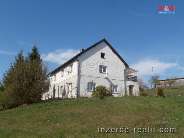 Prodej, rodinný dům 8+2, 470 m2, Velké Poříčí