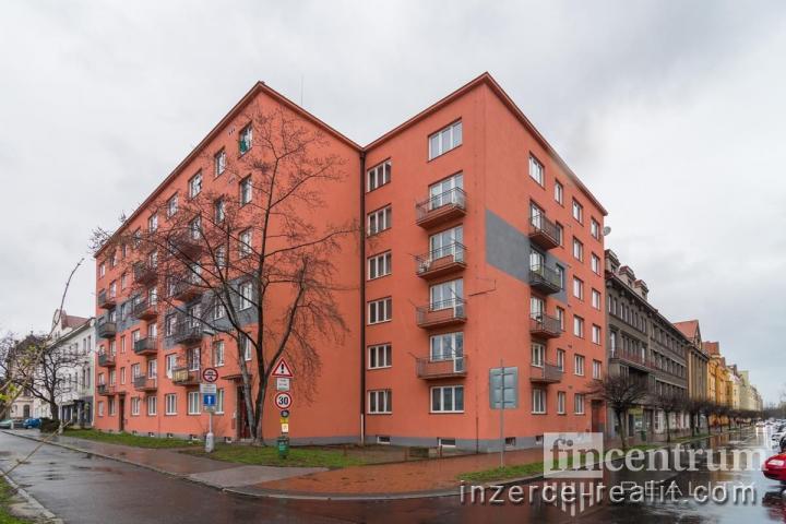 Prodej bytu 2+1 52 m2 Hlaváčova, Pardubice Zelené Předměstí