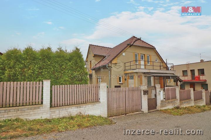 Prodej, rodinný dům, 150 m², Vlastějovice