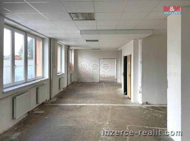 Pronájem, sklad, 151 m², Opava, ul. U Cukrovaru