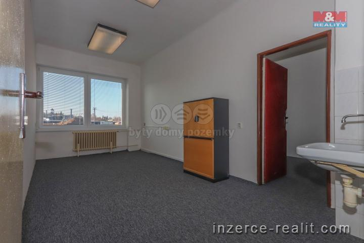 Pronájem, kancelářský prostor, 33 m², Benešov, ul. Žižkova