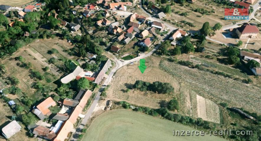 Prodej, pozemek k bydlení, 3286 m², Litovany