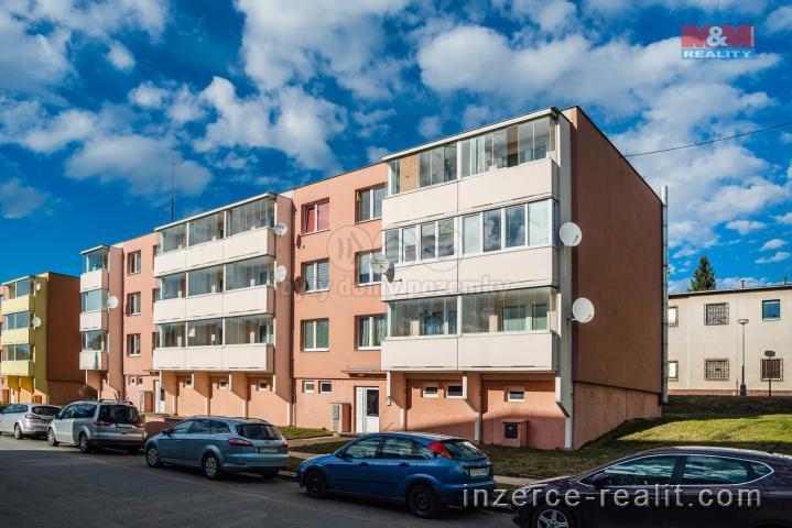 Prodej, byt 3+1, Jemnice, ul. Široká