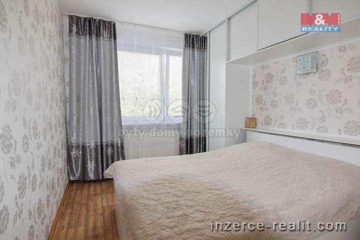 Prodej, byt 3+1, 74 m², OV, Děčín, ul. V Sídlišti