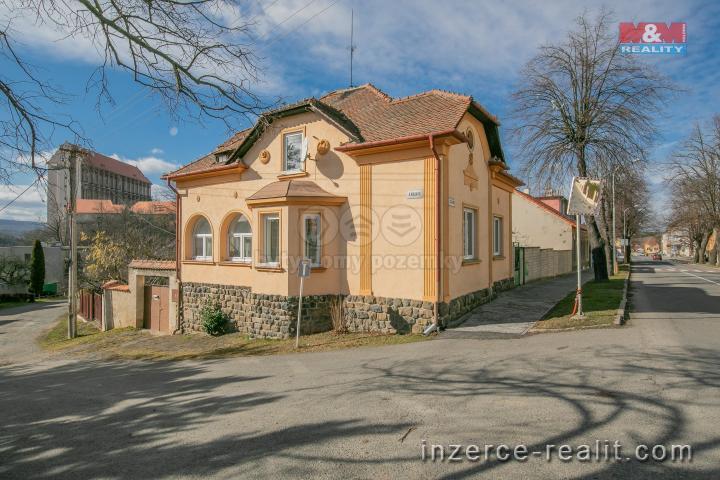 Prodej, rodinný dům, Plumlov, ul. Rudé armády
