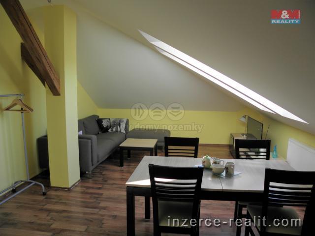Pronájem, byt 2+kk, 58 m², Krnov, ul. Dělnická
