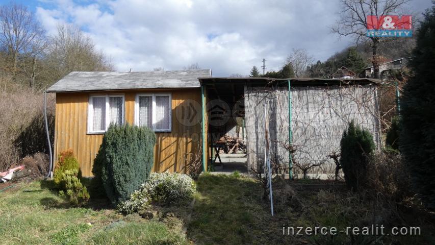 Prodej, zahrada, 409 m², Ústí nad Labem - Svádov