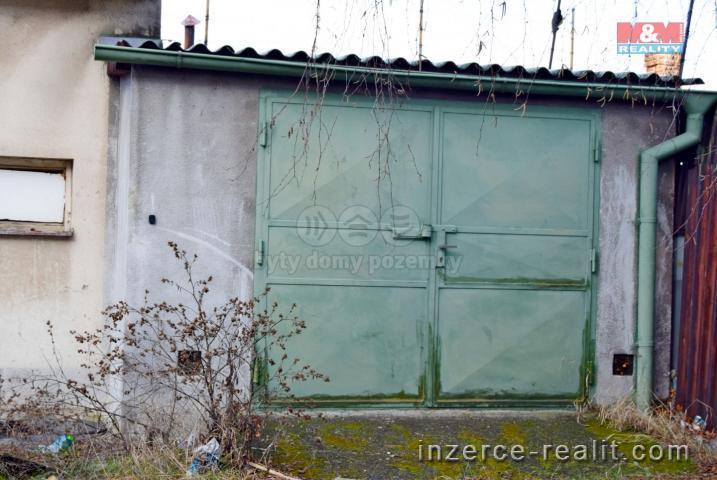 Prodej, garáž, 24 m², Podbořany