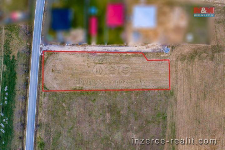 Prodej, pozemek k bydlení, 2648 m2, Sedlčany