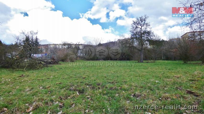 Prodej, pozemek 3225 m², Ústí nad Labem