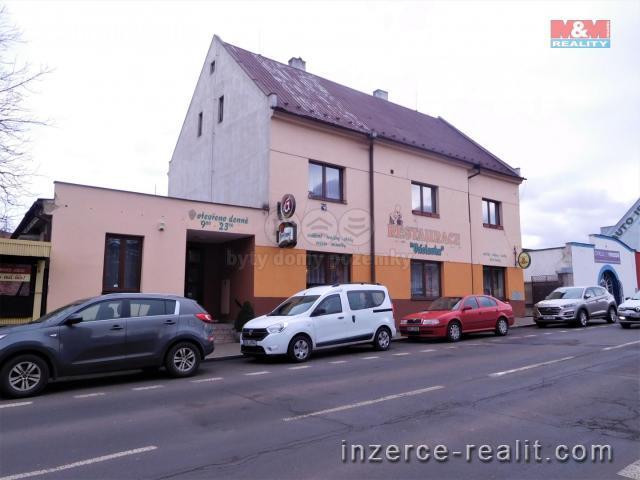 Pronájem, restaurace, stravování, 653 m², Žatec, ul. Husova