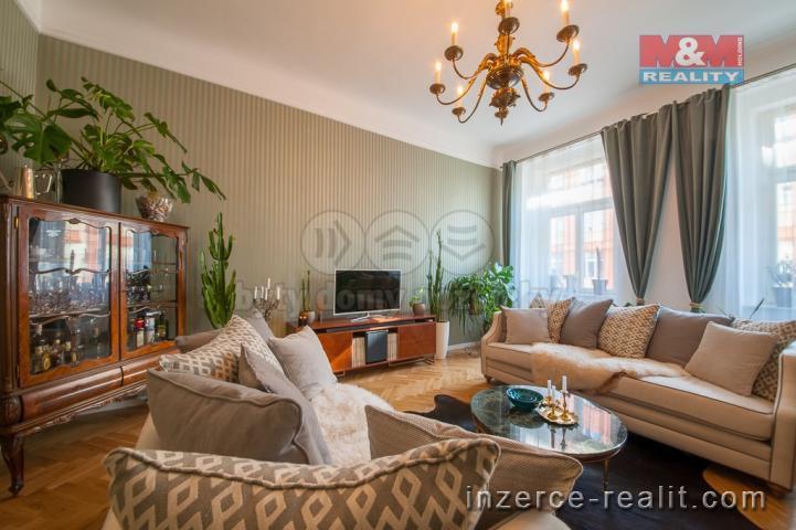 Prodej, byt 2+1, 86 m², Praha, ul. Křižíkova