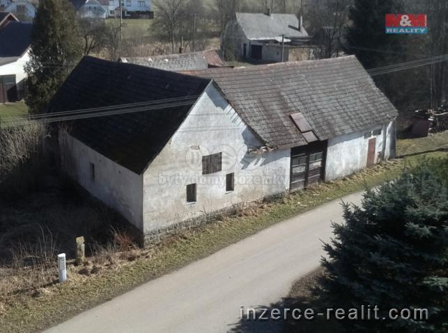 Prodej, rodinný dům, Jilem