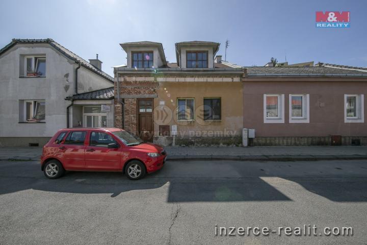 Prodej, rodinný dům, Přerov, ul. Svépomoc I
