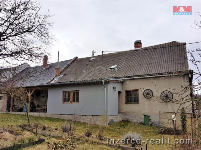 Prodej, chalupa 3+1, 270 m², Jakartovice - Bohdanovice