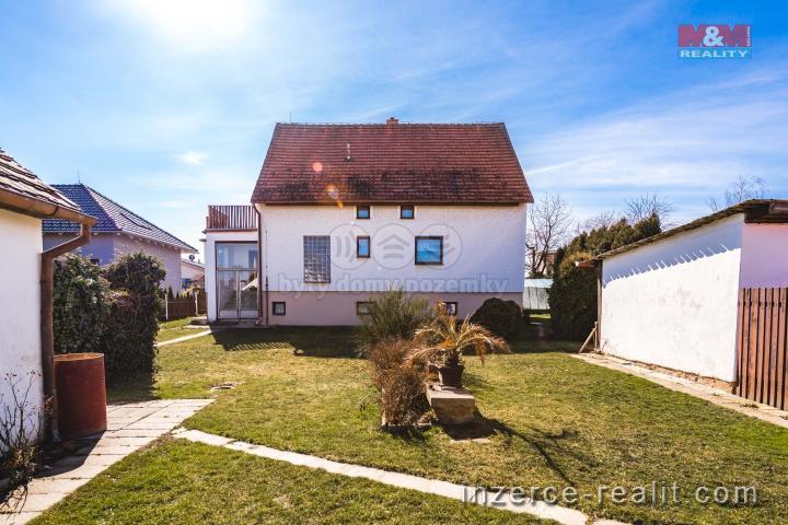 Prodej, rodinný dům, Dolní Bukovsko, ul. Luční