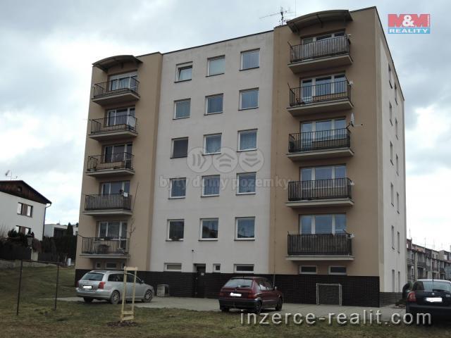 Prodej, byt 2+1, 61 m², Jihlava, ul. Smrčenská