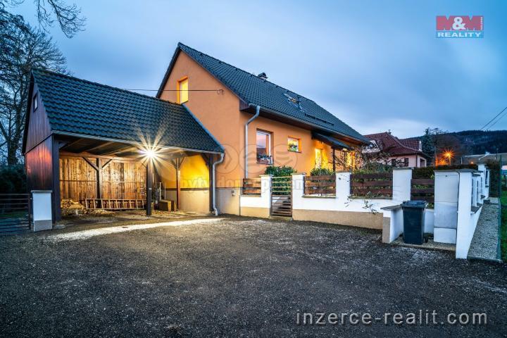 Prodej, rodinný dům, 5+kk, Šimonovice, ul. Rozdvojená