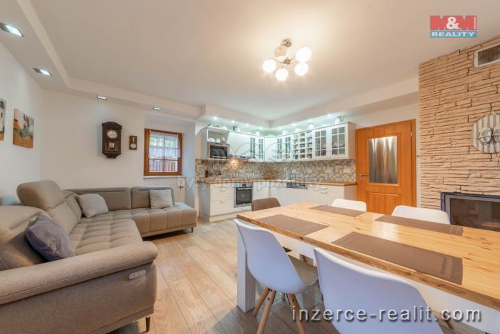 Prodej, rodinný dům 5+1, 3250 m2, Zbiroh - Přísednice