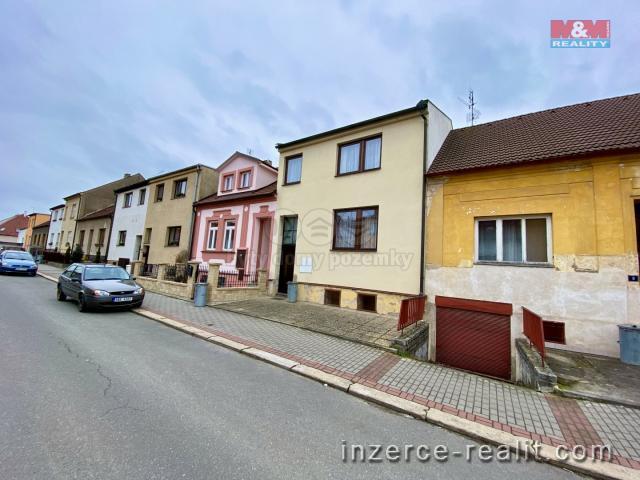 Prodej, rodinný dům, 221 m², Tábor, ul. Husinecká