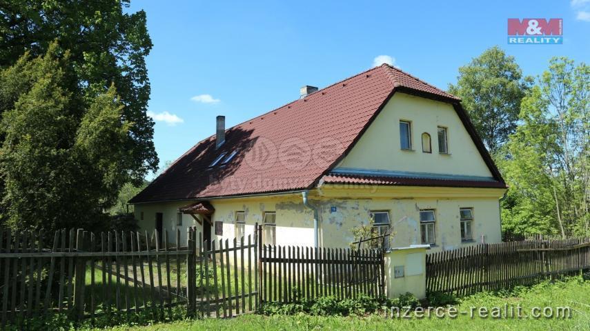Prodej, rodinný dům, 10680 m2, Trhová Kamenice