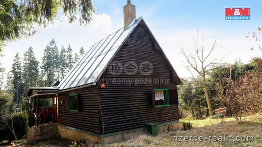 Prodej, chata, Horní Bradlo, Travná