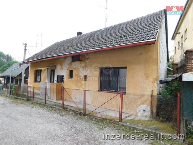 Prodej, dům 4+1 a 2+1, Hlohovičky