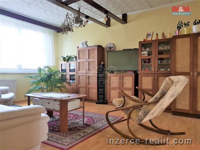 Prodej, byt 3+1, 72 m², OV, Opava - Kateřinky