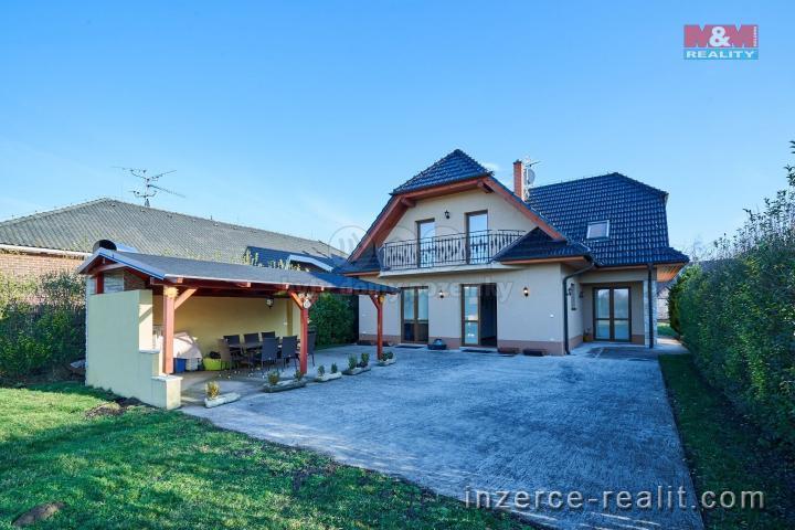 Prodej, rodinný dům, 195 m², Kunovice, ul. Na Zelničkách