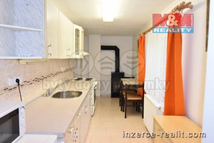Pronájem, byt 2+1, 60 m2, Výkaň