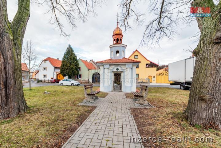 Prodej, zahrada, 2050 m², Zbrašín