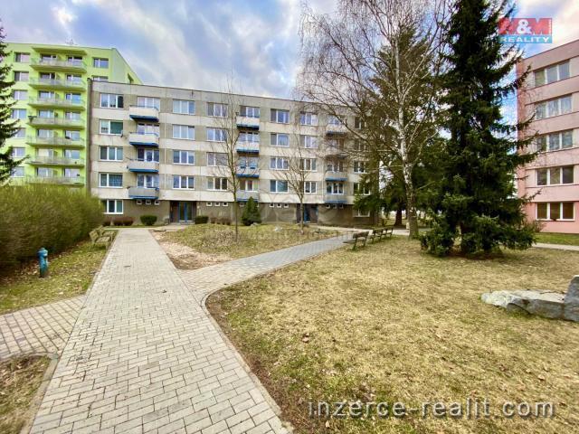 Prodej, byt 3+1, 68 m², Tábor, ul. Sokolovská