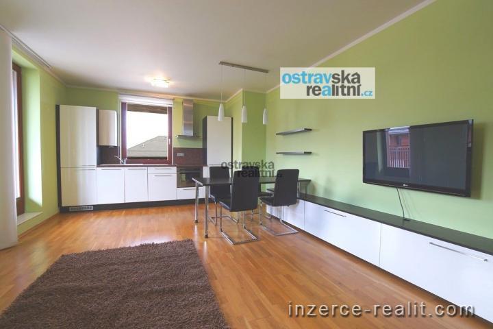 Pronájem, byt 3+kk Čeladná, Farské Lúky, 62 m2, terasa 44 m2, garáž