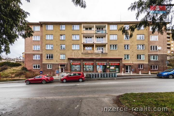 Prodej, byt 2+1, 57 m², Tábor, ul. Údolní