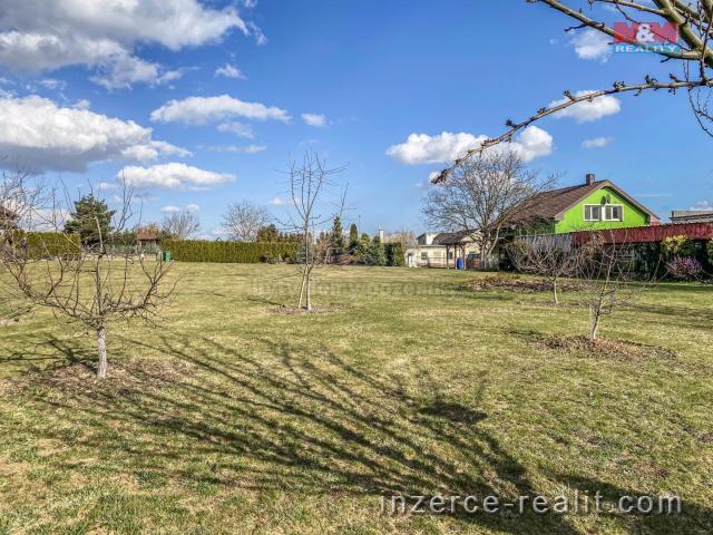Prodej, pozemek k bydlení, 1350 m², Bohuslavice