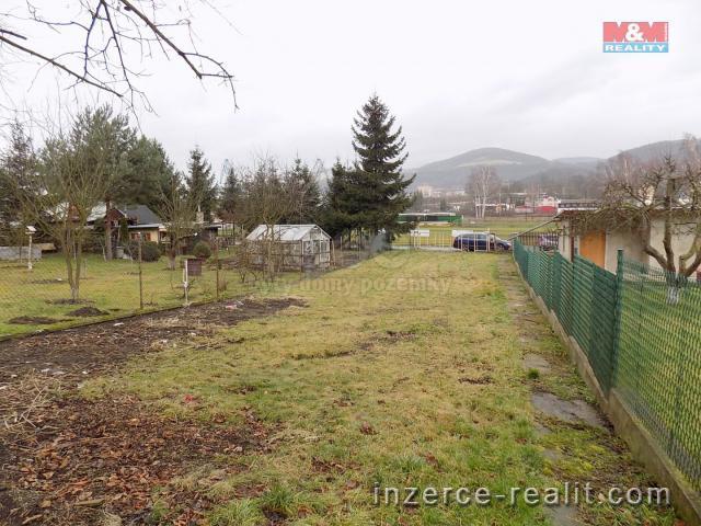 Prodej, zahrada, 322 m2, Ústí nad Labem - Svádov