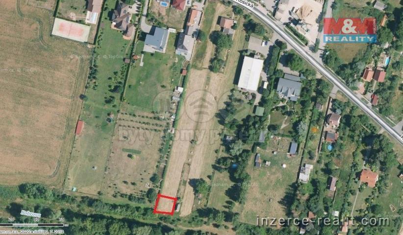 Prodej, zahrada, 320 m2, Tetčice