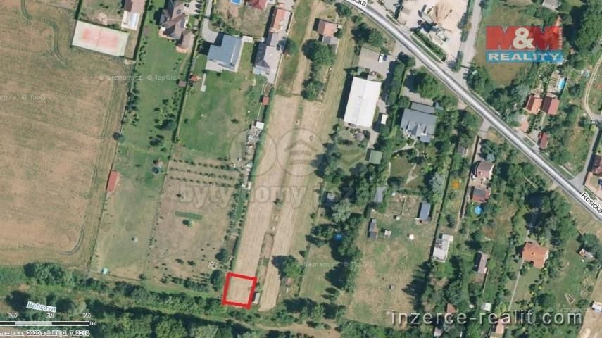 Prodej, zahrada, 560 m2, Tetčice