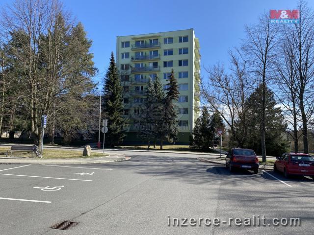 Prodej, byt 3+1, 59 m², Tábor, ul. Sokolovská