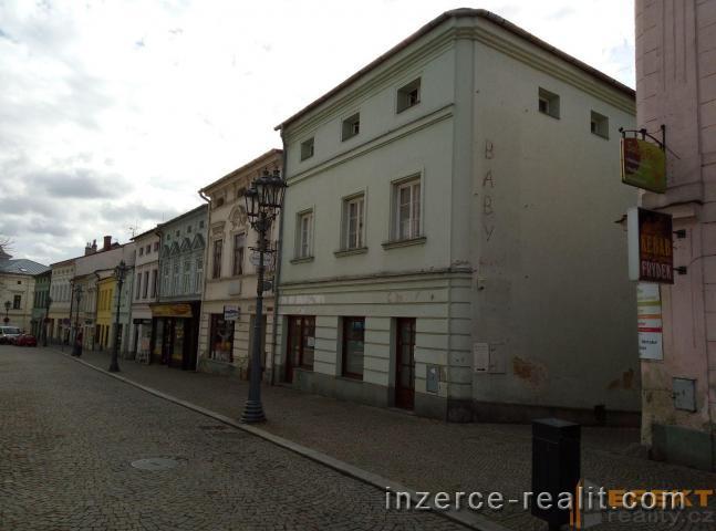 Pronájem bytu 3+KK, velikost 78 m2, ul. Radniční, Frýdek