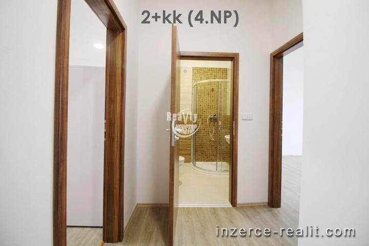 Exkluzivní nabídka pronájmů bytů 2+kk přímo v centru města Jihlavy