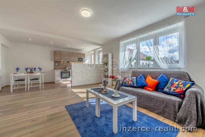 Prodej, byt 3+kk, 76 m², Liberec, ul. Domažlická